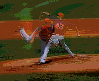 Pitcher Motion
